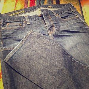 J. Crew Matchstick Jeans (30S)